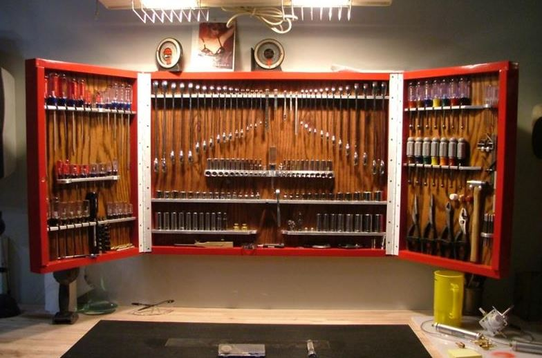 Amazing Garage Storage Ideas