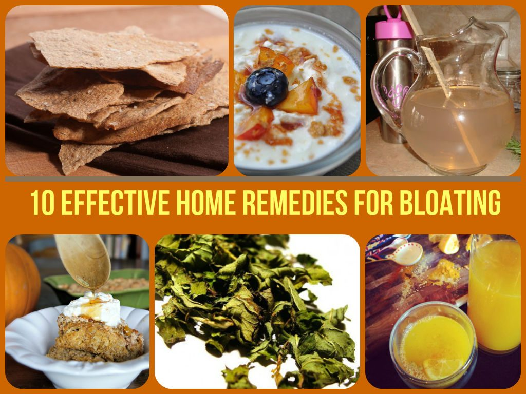 DIY Remedies For Bloating