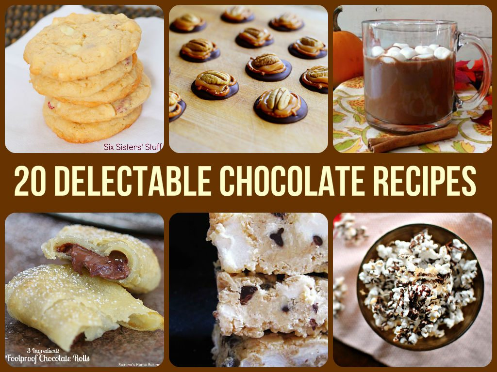 Amazing Chocolate Recipes