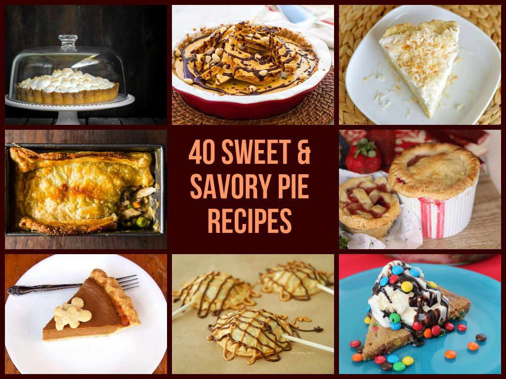Sweet Pie Recipes