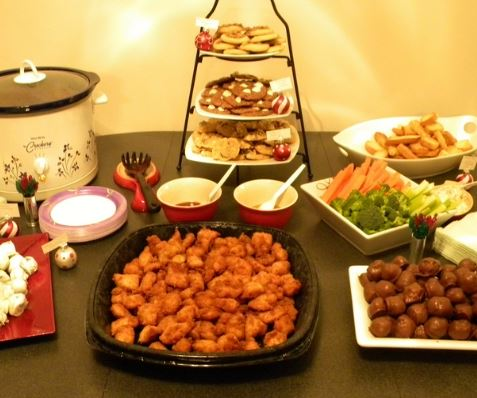 Amazing new years eve party food recipes forumfinder Gallery