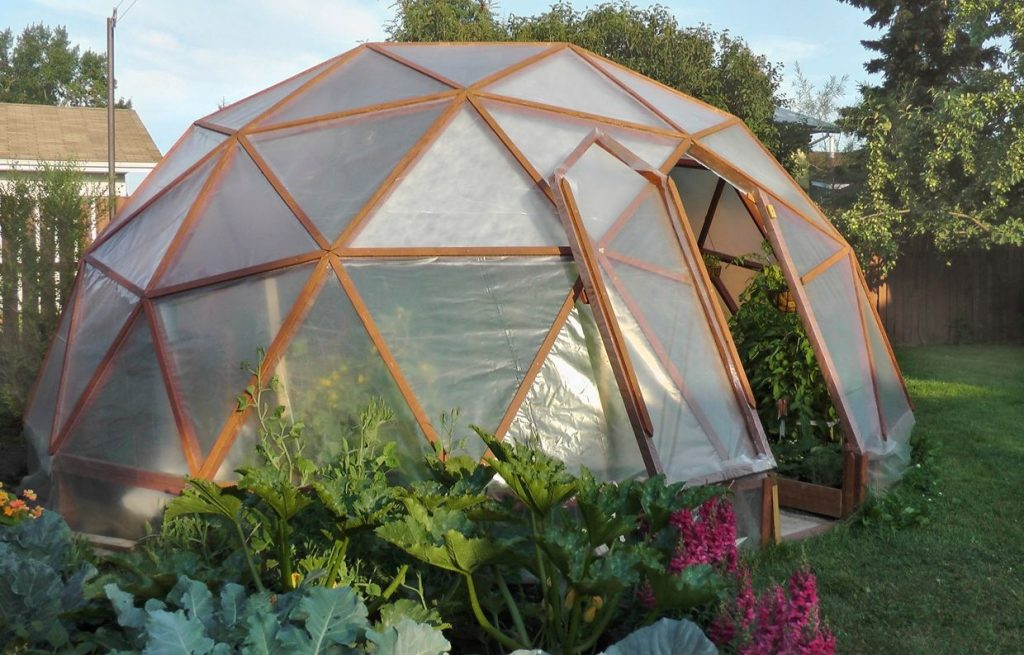 Easy DIY Greenhouses