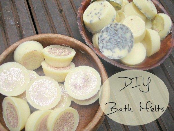 Natural Bath Recipes