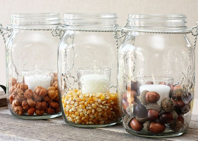 Amazing Fall Mason Jar Projects