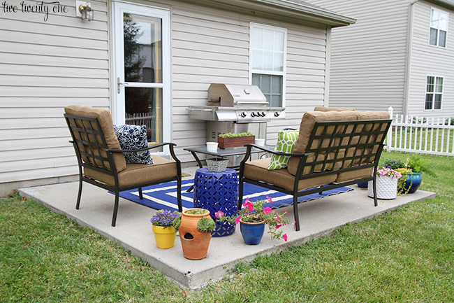 Amazing Patio Makeovers on Outdoor Patio Makeover id=61030