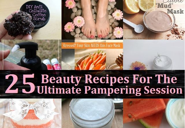 Amazing Collection Of Beauty Recipes