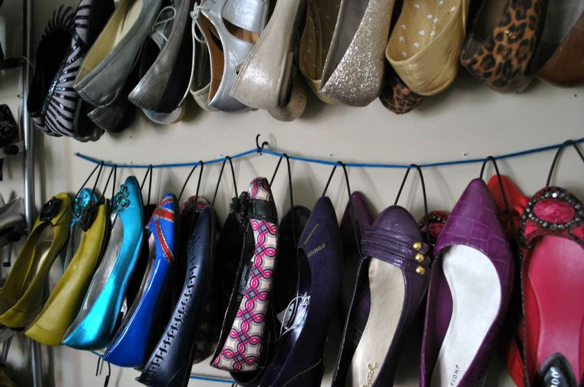 Space Saving Shoe Storage Solutions