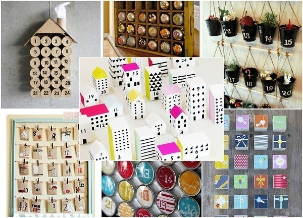 Diy advent calendars to make the countdown to christmas extra special what better way to prepare yourself and your family for the holiday season than with a creative and fun advent calendar to count down the days solutioingenieria Choice Image