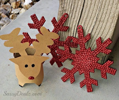Awesome Things To Make With Paper Rolls This Christmas