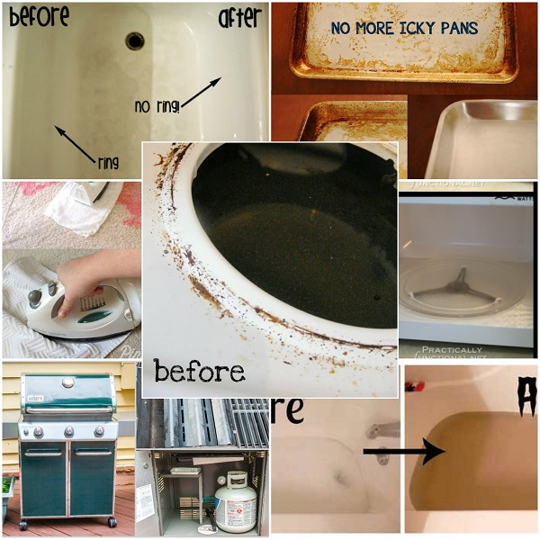 Awesome Household Cleaning Tricks For A Spotless Home