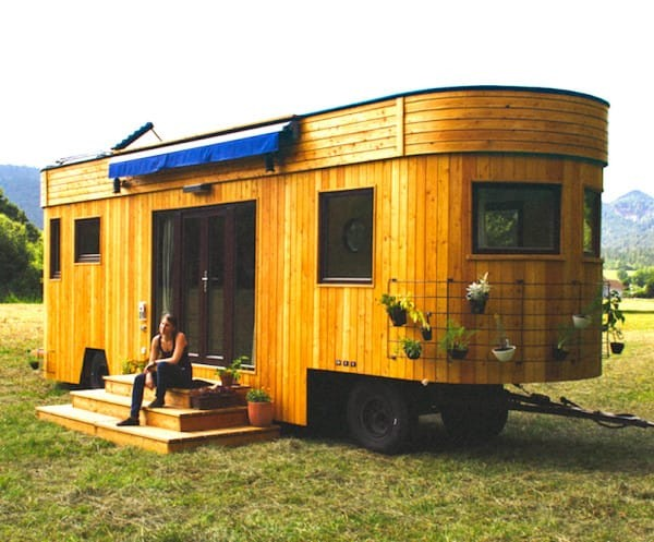 The Most Innovative & Beautiful Tiny Homes You'll Ever See