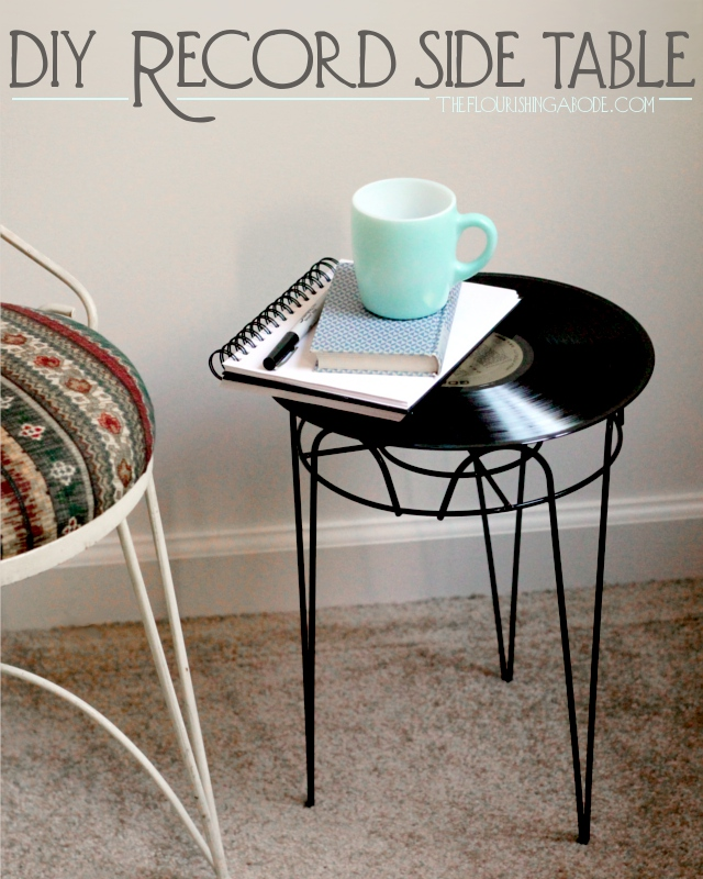 Amazing DIY Side Table Ideas