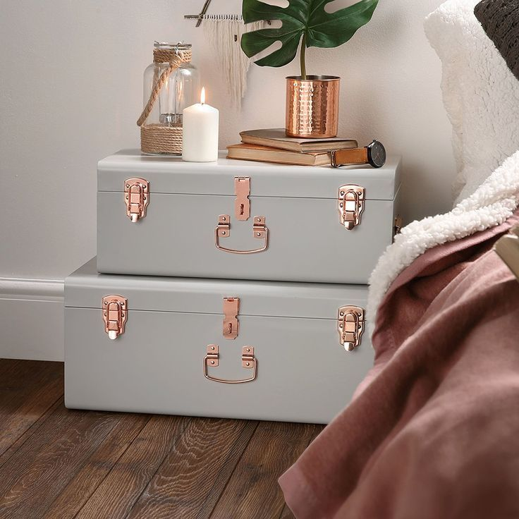 Best 25 Grey Rose Gold Bedroom Ideas On Pinterest  Apartment Fair Accessories For Bedroom Design Ideas