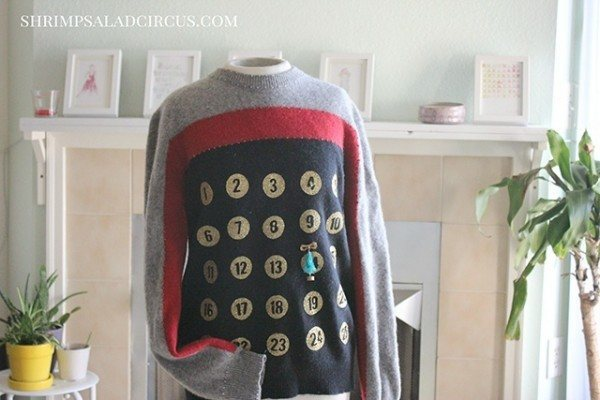 Festive DIY Ugly Christmas Sweaters