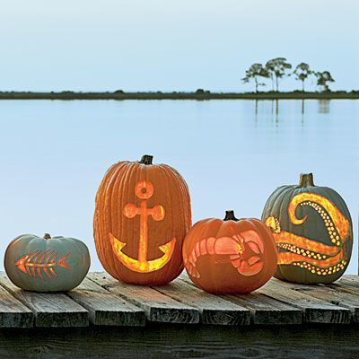 Brilliant Ways To Decorate Your Home With Pumpkins!