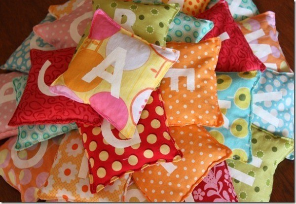 Colorful Ways To Use Up Fabric Scraps