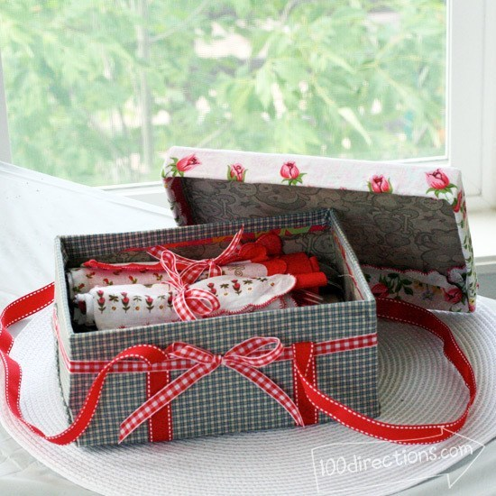 How To Turn An Ordinary Shoe Box Into Something Amazing