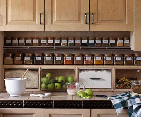 Cool Ways To Store & Organize Your Spices