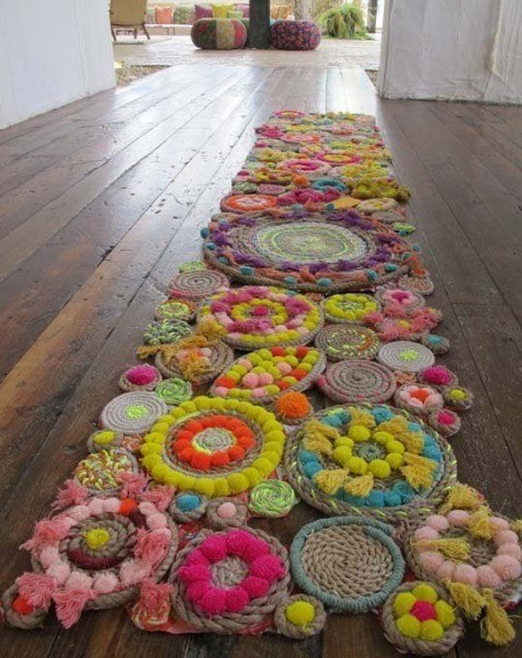 Awesome Rugs You Can Make Yourself