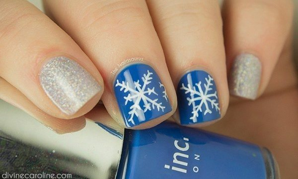 Cute Christmas Nail Design Ideas You've Got Try