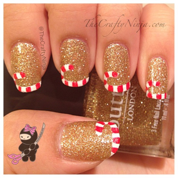 Cute Christmas Nail Design Ideas You Ve Got Try
