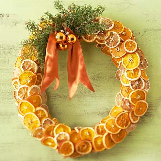 DIY Christmas Wreaths Filled With Holiday Cheer