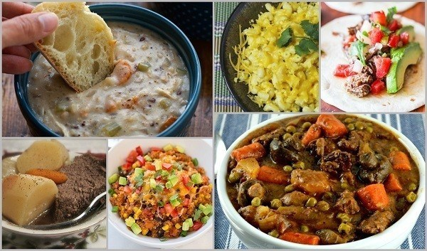 Comforting Crockpot Recipes