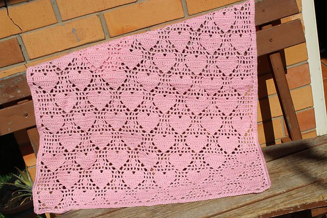 Amazing Crochet Heart Patterns for Valentine\'s Day