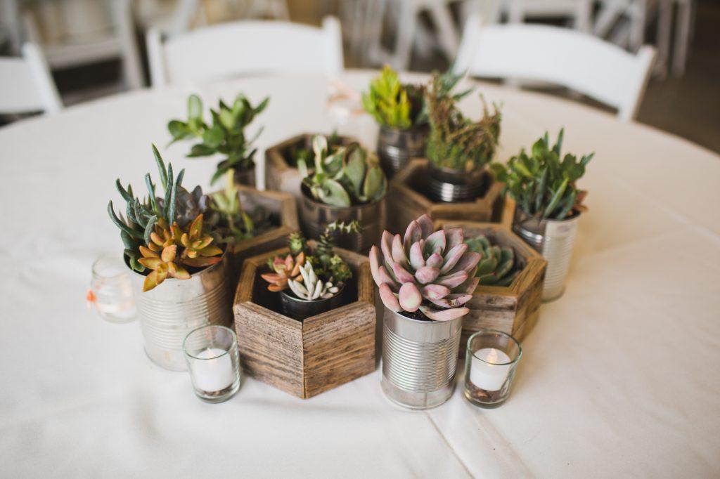 Amazing DIY Wedding Centerpieces