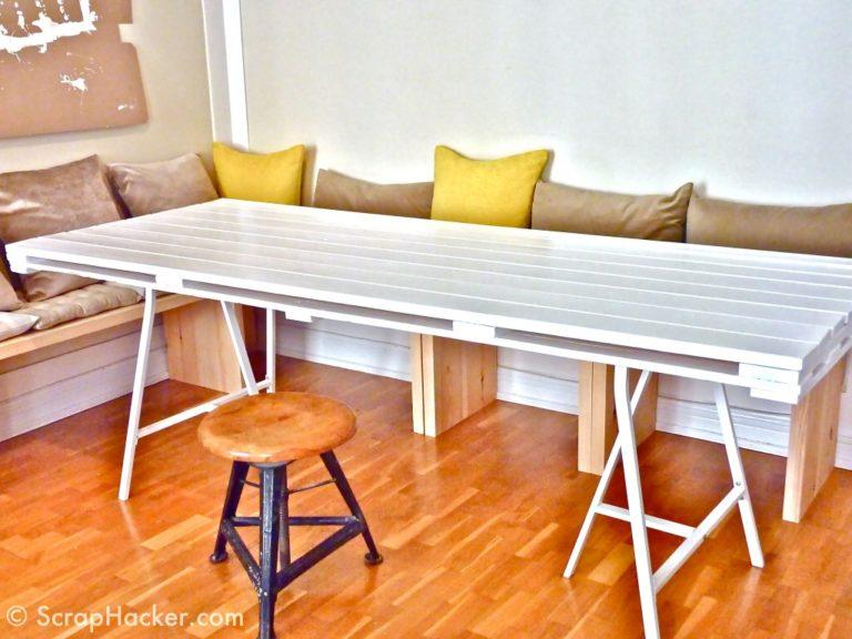 Small Dining Room DIY Tables