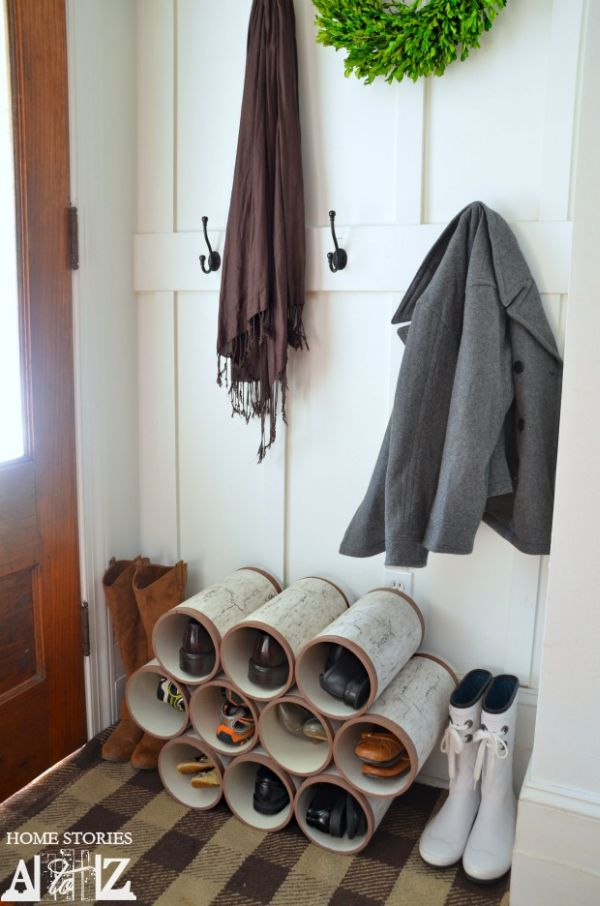 Diy shoe organizer designs a must have piece in any home solutioingenieria Images