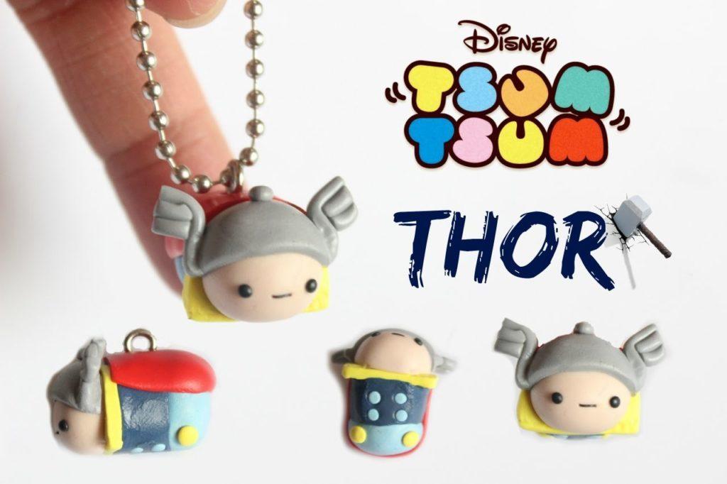 Cute DIY Tsum Tsum Toys