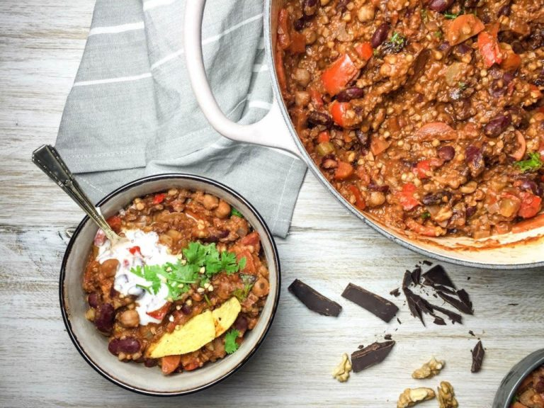 Amazing Homemade Chili Recipes