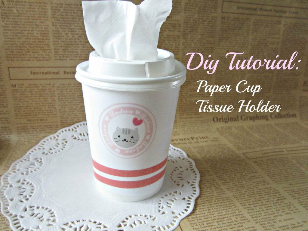 Diy paper cups crafts cool diy paper cups crafts jeuxipadfo Image collections