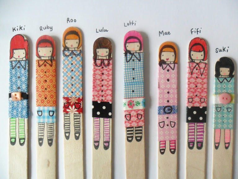 Cool Popsicle Stick Projects The Kids Will Love