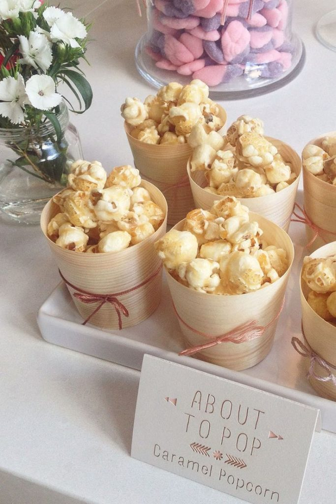 U201cReady To Popu201d Is A Great Baby Shower Theme U2013 Especially When You Fill It  Up With All Kinds Of Popcorn. Caramel Corn Itself Is A Staple Of The Fall  Months ...