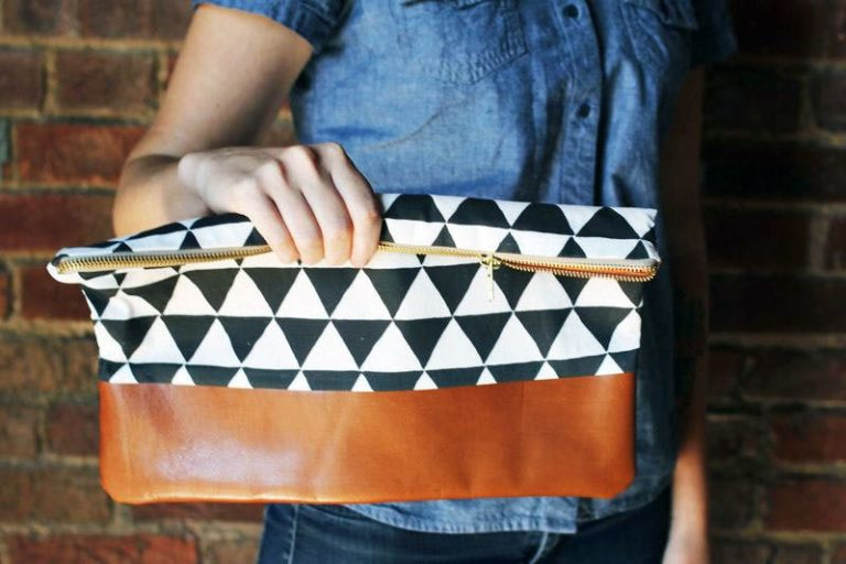 Cool DIY Clutches That Are Easy to Make