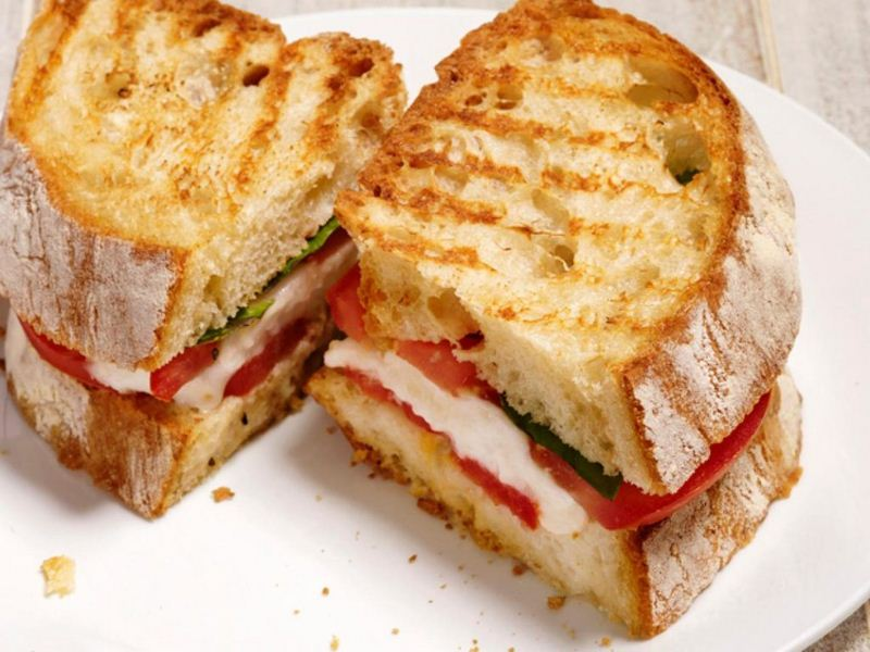 Amazing Recipes Made with a Sandwich Press