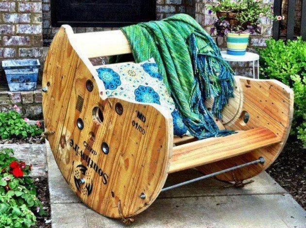 Unqiue DIY Outdoor Furniture Designs