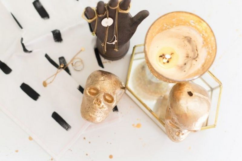 Awesome Décor Projects for Gold Lovers
