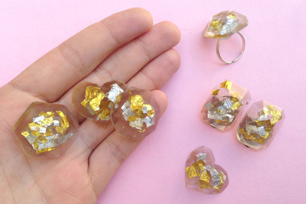 Amazing Resin Jewelry DIYs