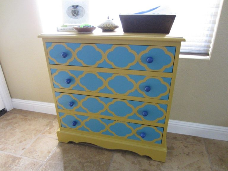 Awesome Painted Dresser Designs