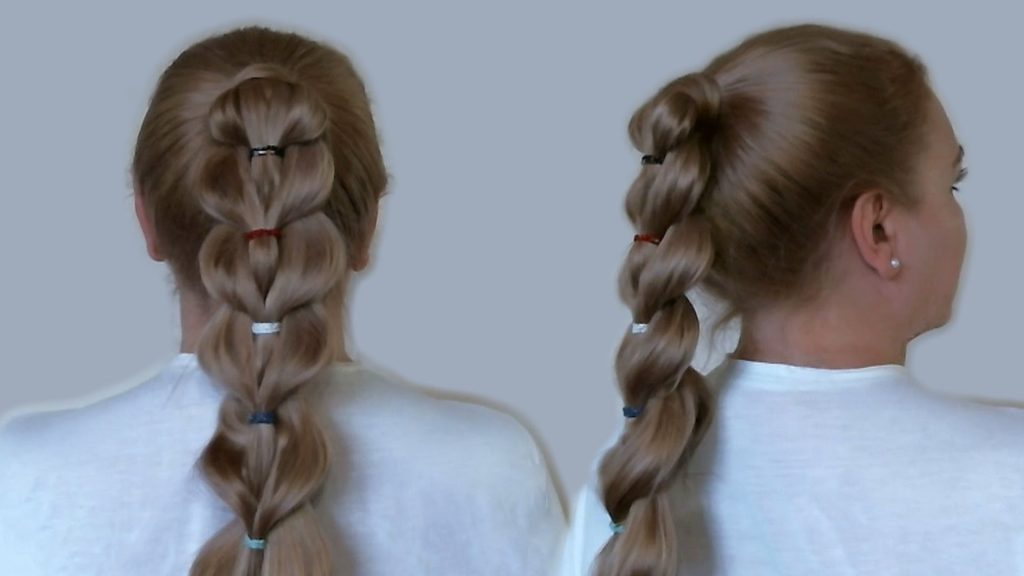 How To Create Unique Ponytail