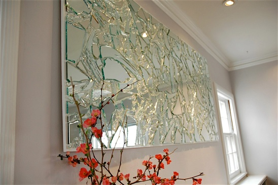 How to Upcycle Old Mirrors