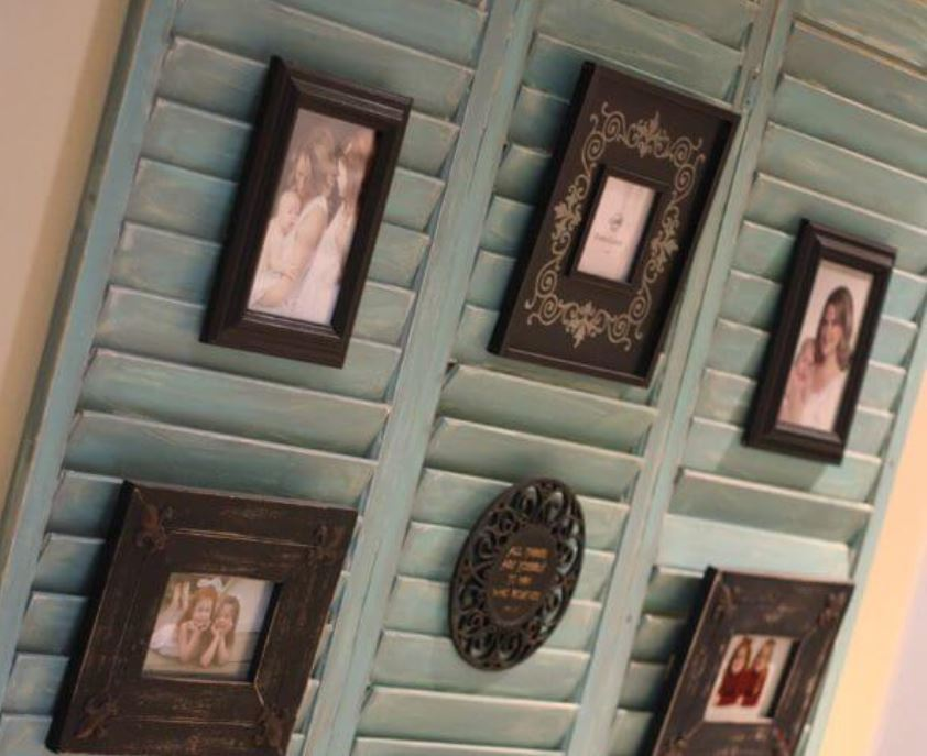 Cool DIY Shutter Projects
