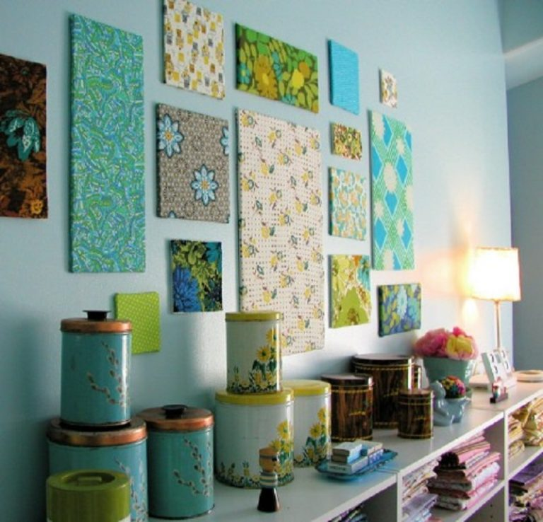 How To Craft with Fabric Besides Sewing