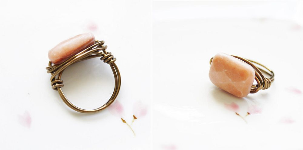 Amazing DIY Wire Rings