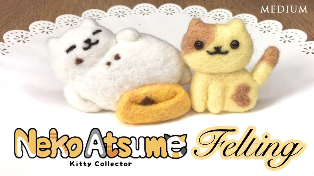ad63d0f83 The Best Needle Felted Characters