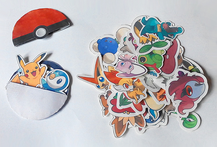 Awesome Pokemon-Themed Crafts