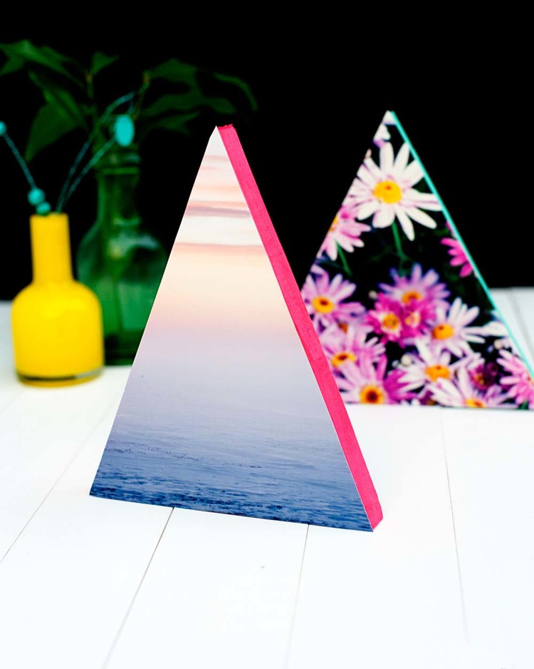 Amazing DIY Triangle Projects